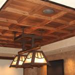 Custom Pine Ceiling