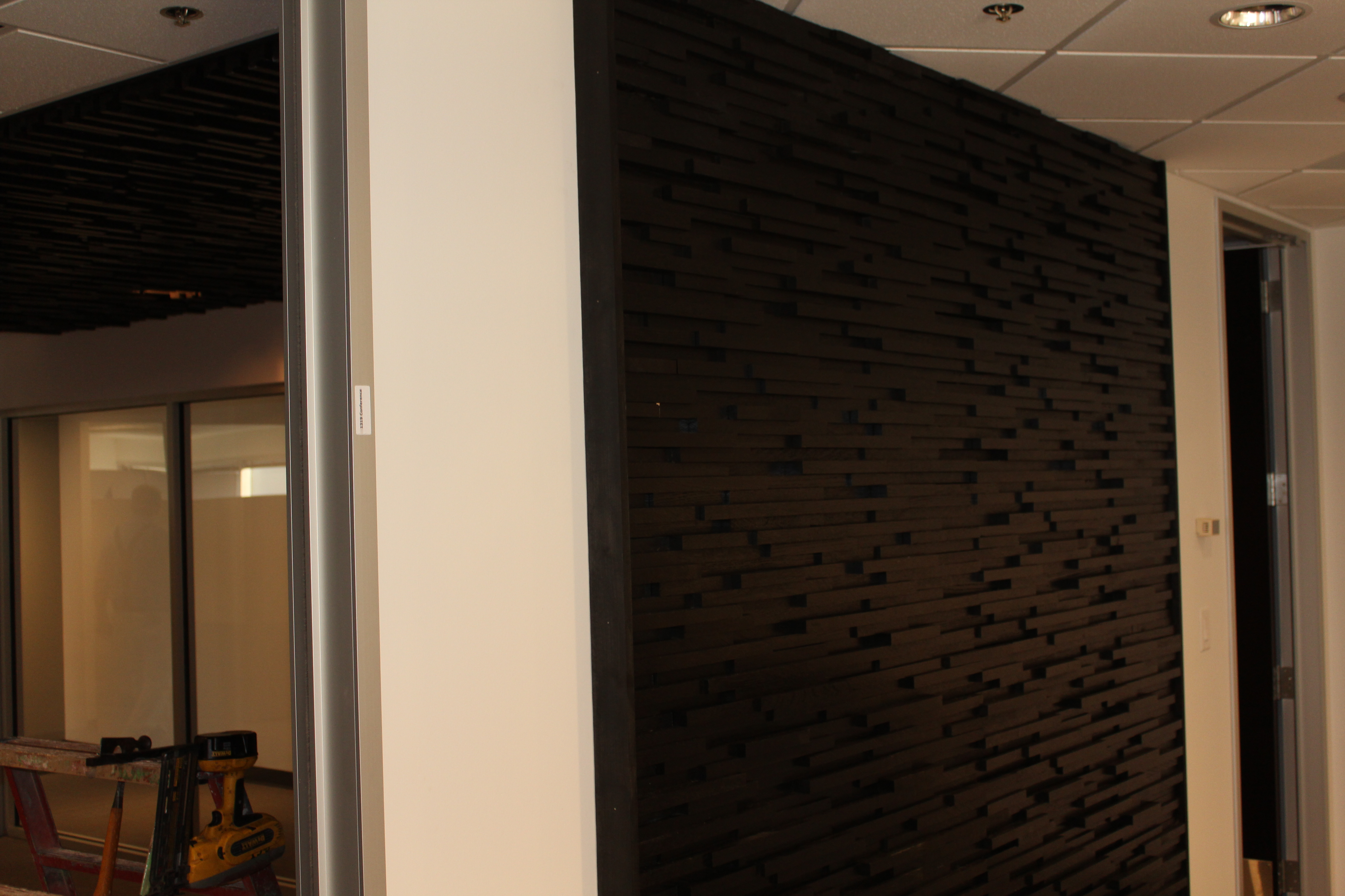 Woodstone Recycled Wood 3 D Panel Historic Timber And Plank