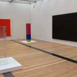 St Louis Art Museum wide plank fooring