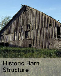 historic barn reclaimed beams