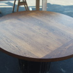 Reclaimed White Oak Table