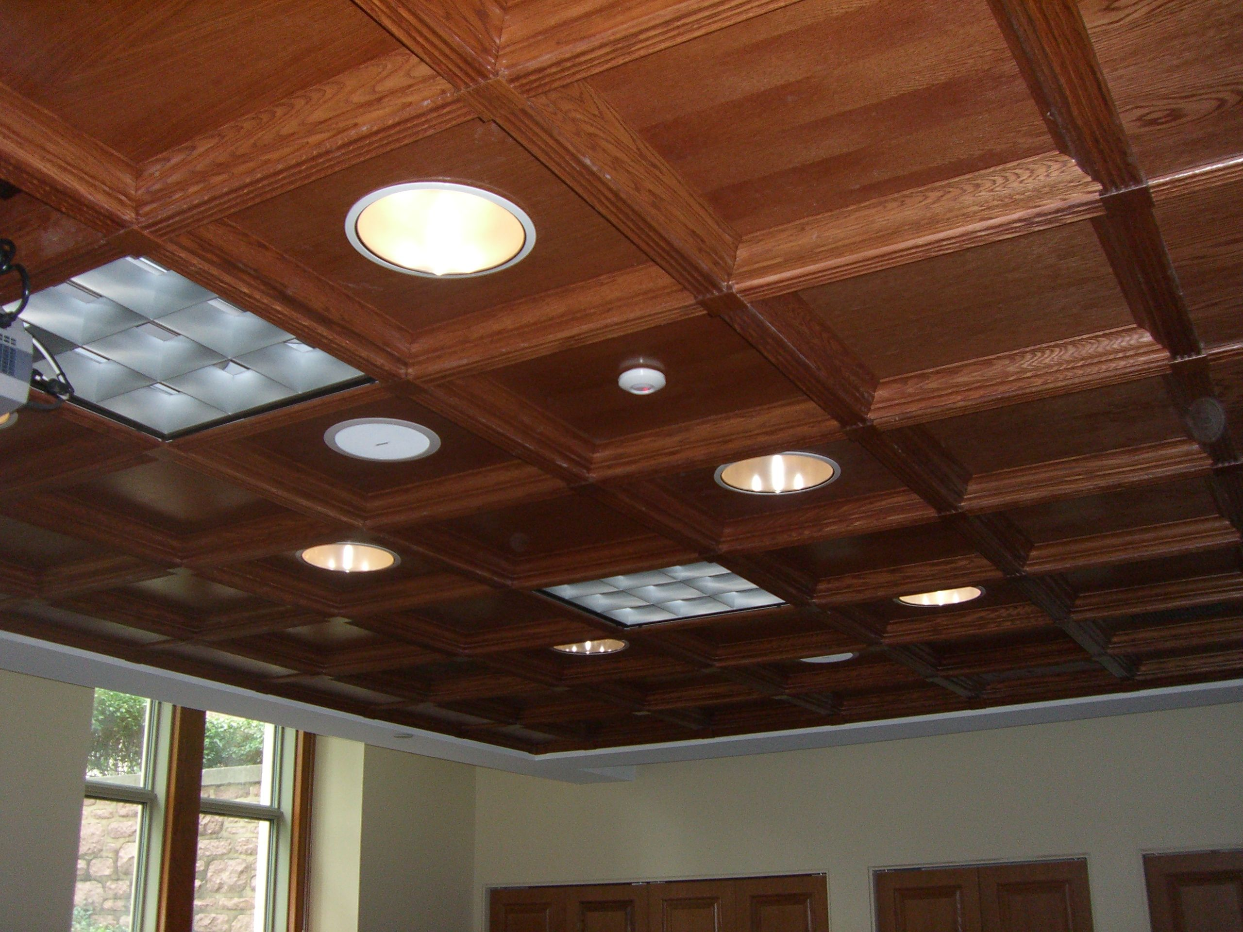 panels three install i wood easy tub of only hot tin d ceiling a tiles above photo threedceilings white