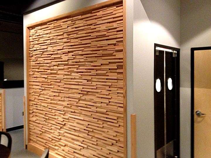 this is the related images of Recycled Wall Panels
