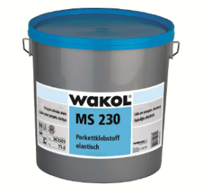 Wakol MS230 wood flooring adhesive