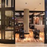 Marriott custom sliding doors
