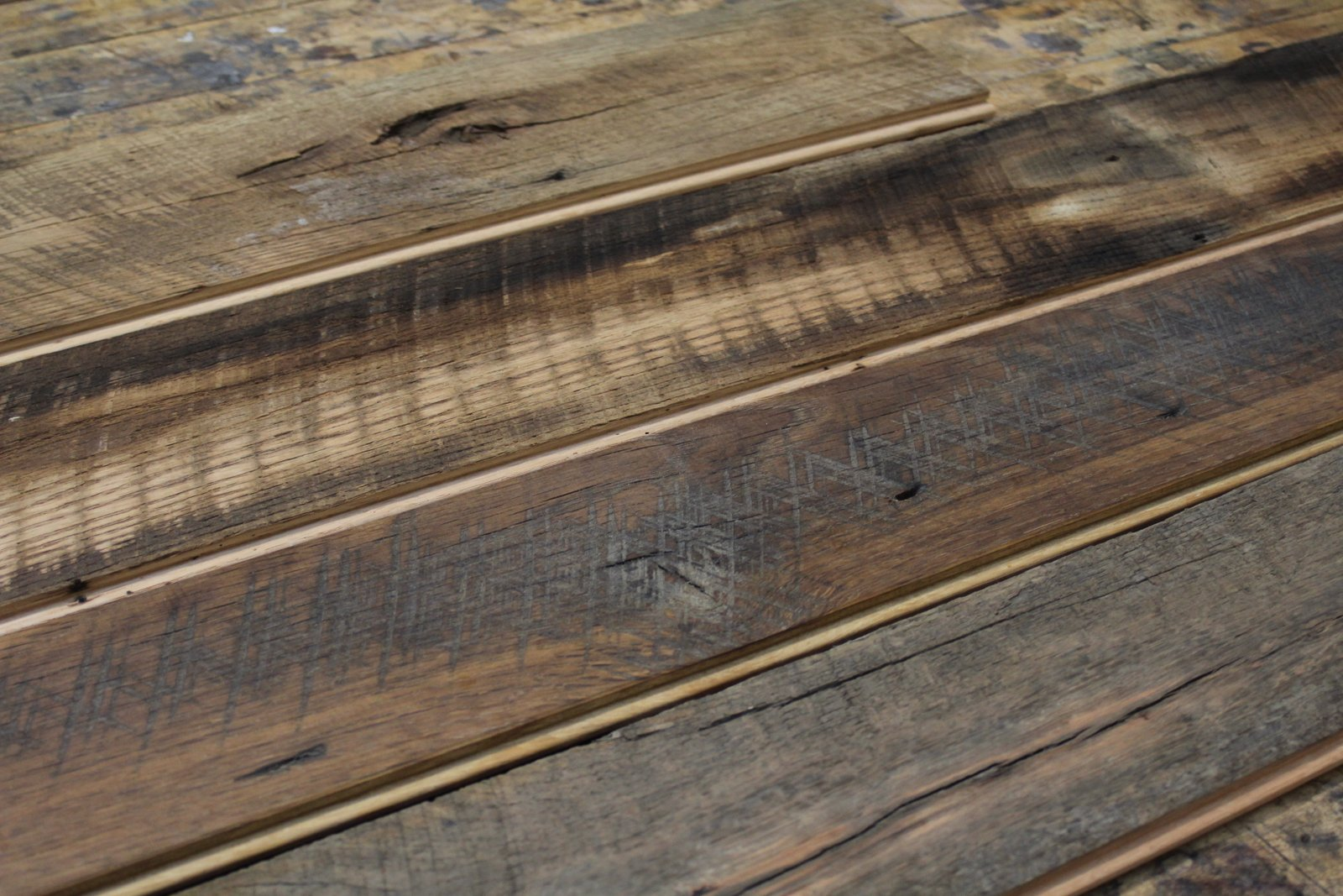 Solid Reclaimed Barn Beams - Historic Timber and Plank