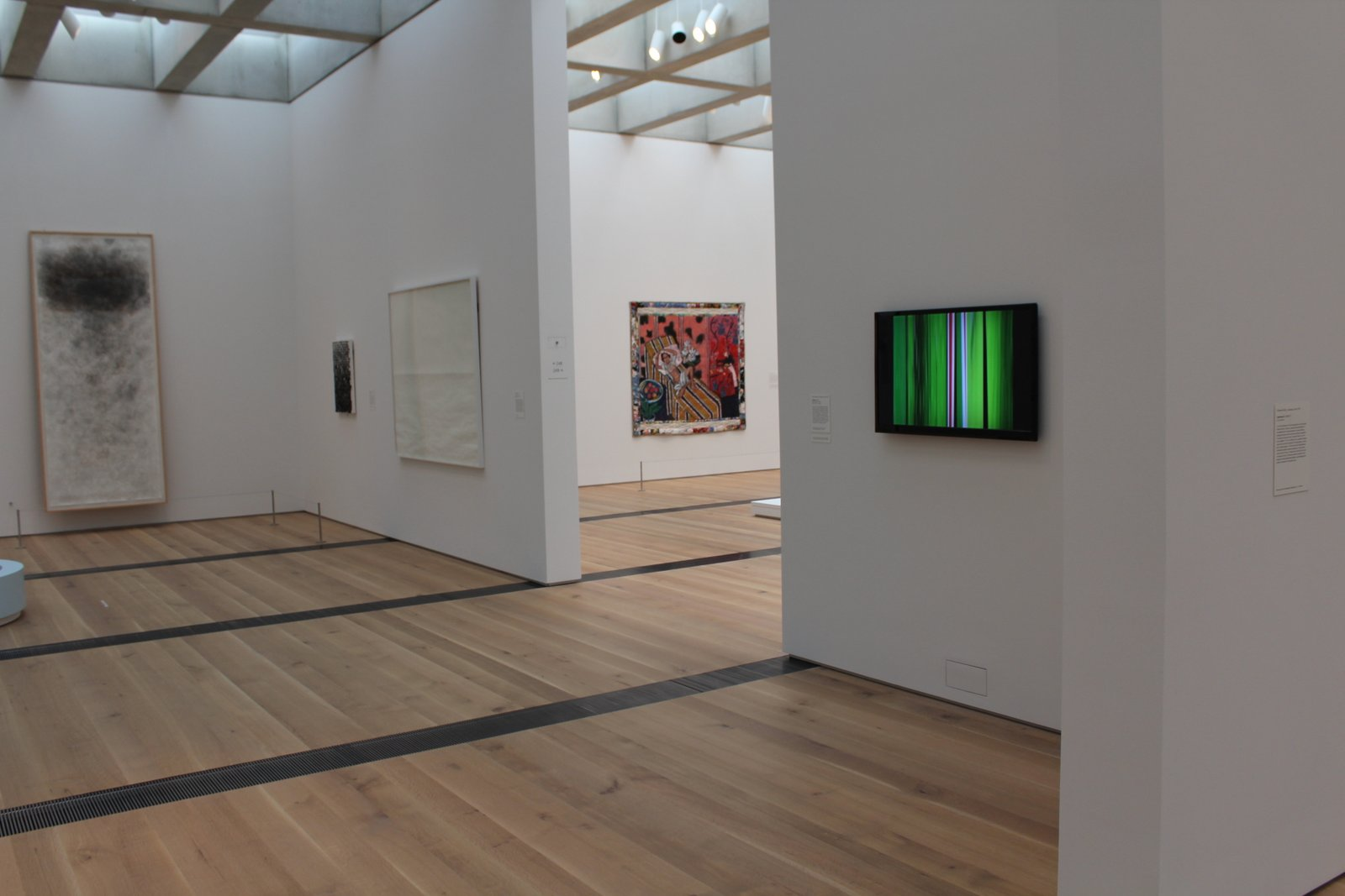 St Louis Art Museum – Quarter sawn White Oak flooring