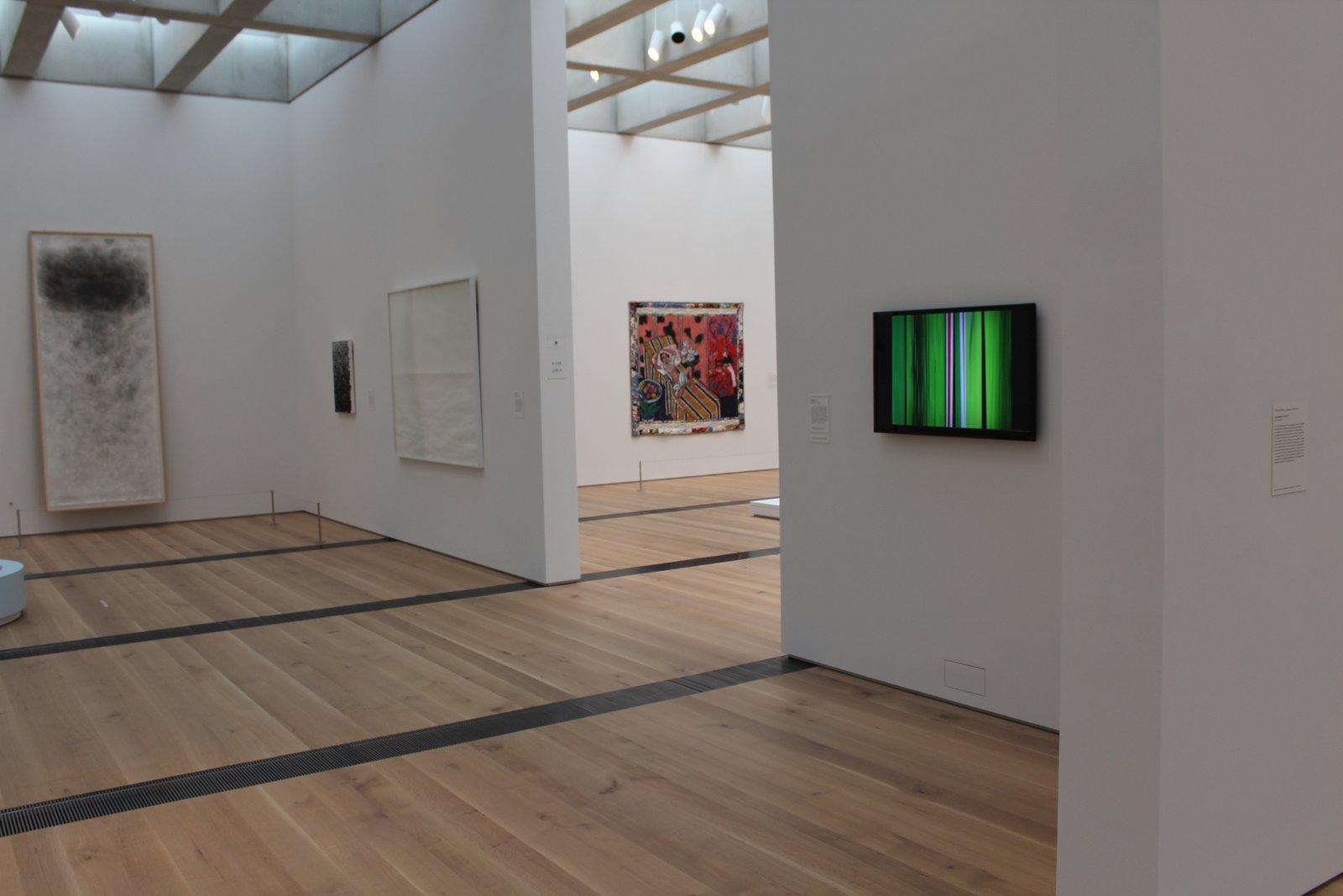 St Louis Art Museum – Quarter sawn White Oak flooring