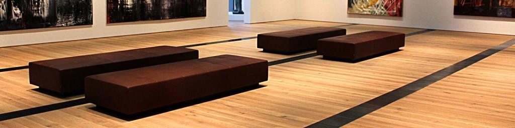 STL Art Museum floor