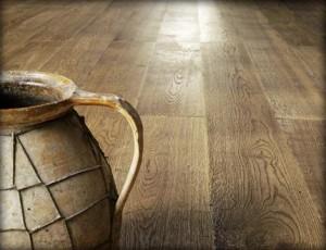 Wide Plank Engineered Oak Chateau Distressed