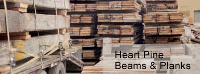 reclaimed beams
