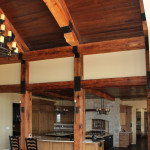 Rustic Reclaimed Beams