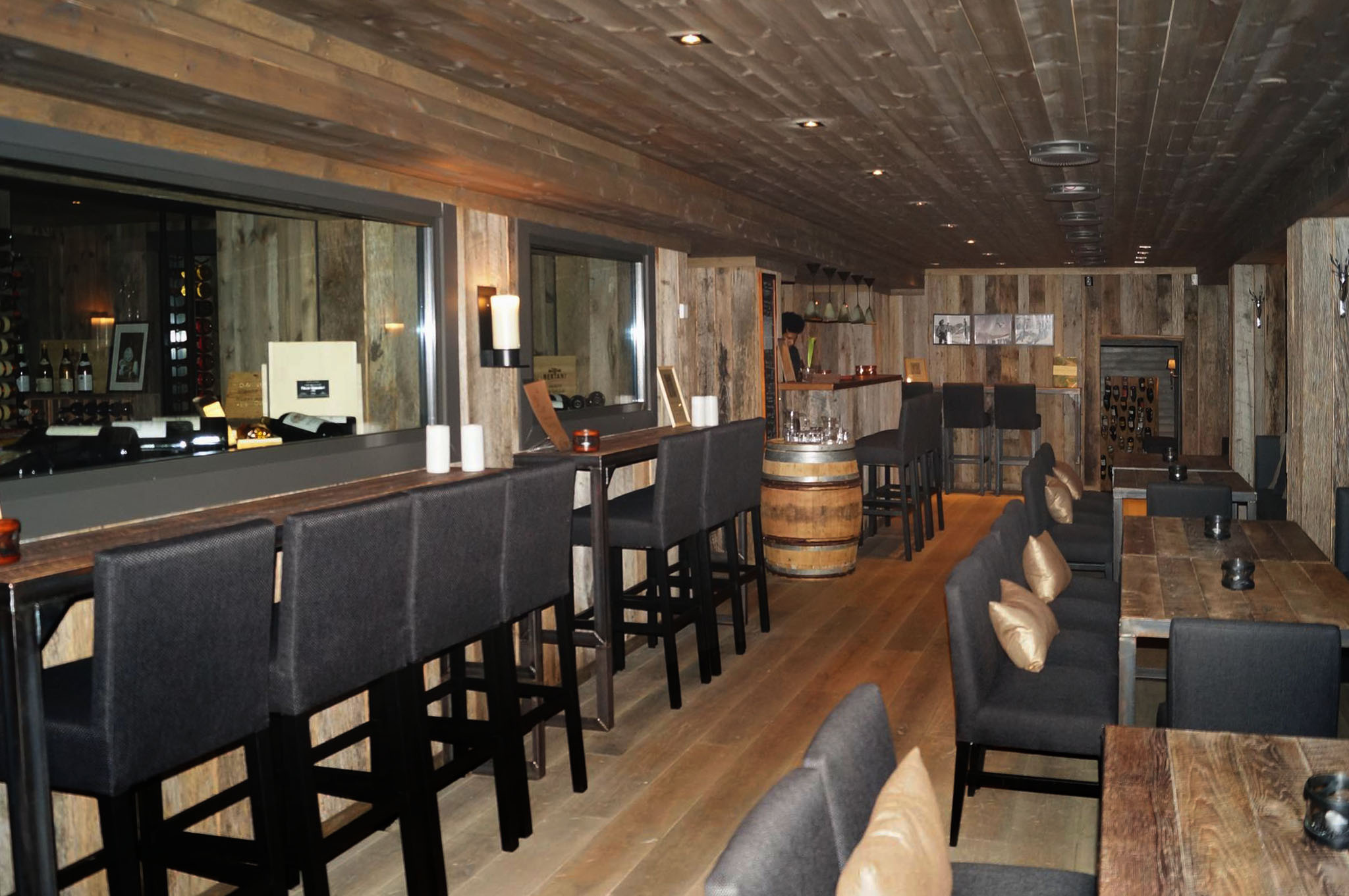 Reclaimed Barn Wood – Hallingstuen Geilo, Norway