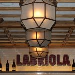 Labriola classic coffers suspended wood ceiling system reclaimed mixed species t&g plank floor natural oil finish