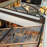 solid wood indoor pergola trellis Hyatt Regency Indianapolis IN